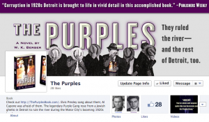 The Purples FB