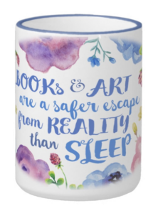 books-art-sleep-mug