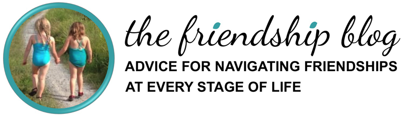 The Friendship Blog logo & header
