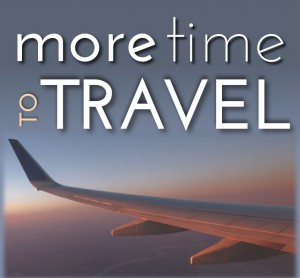 More Time to Travel, square logo